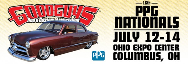 GoodGuys PPG Nationals Logo