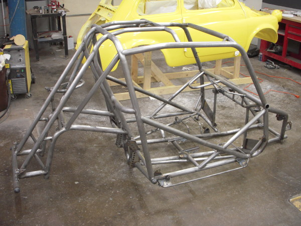 Chassis Design & Fabrication – Legacy Innovations