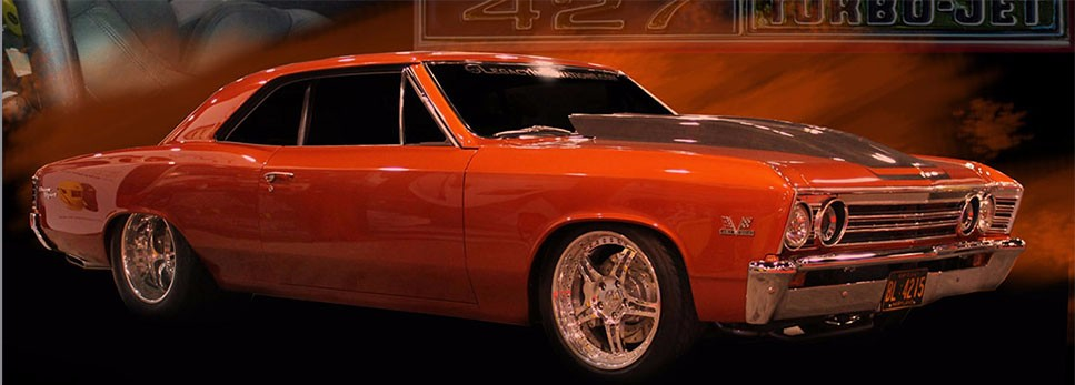 Legacy Innovations - '67 Chevelle