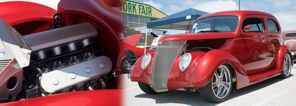 Legacy Innovations - 1937 Ford