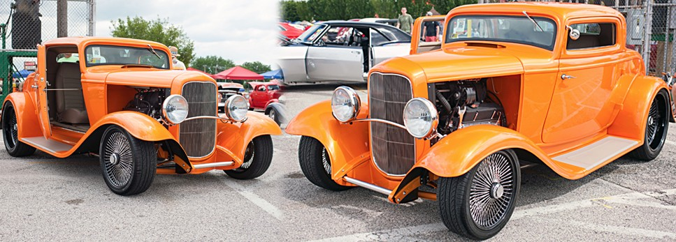 Legacy Innovations - 32 Ford
