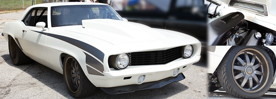Legacy Innovations - '69 Camaro - Project 511